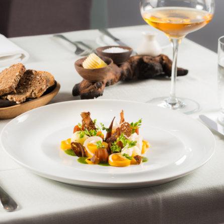 Tian München_Vegetarisches Menü