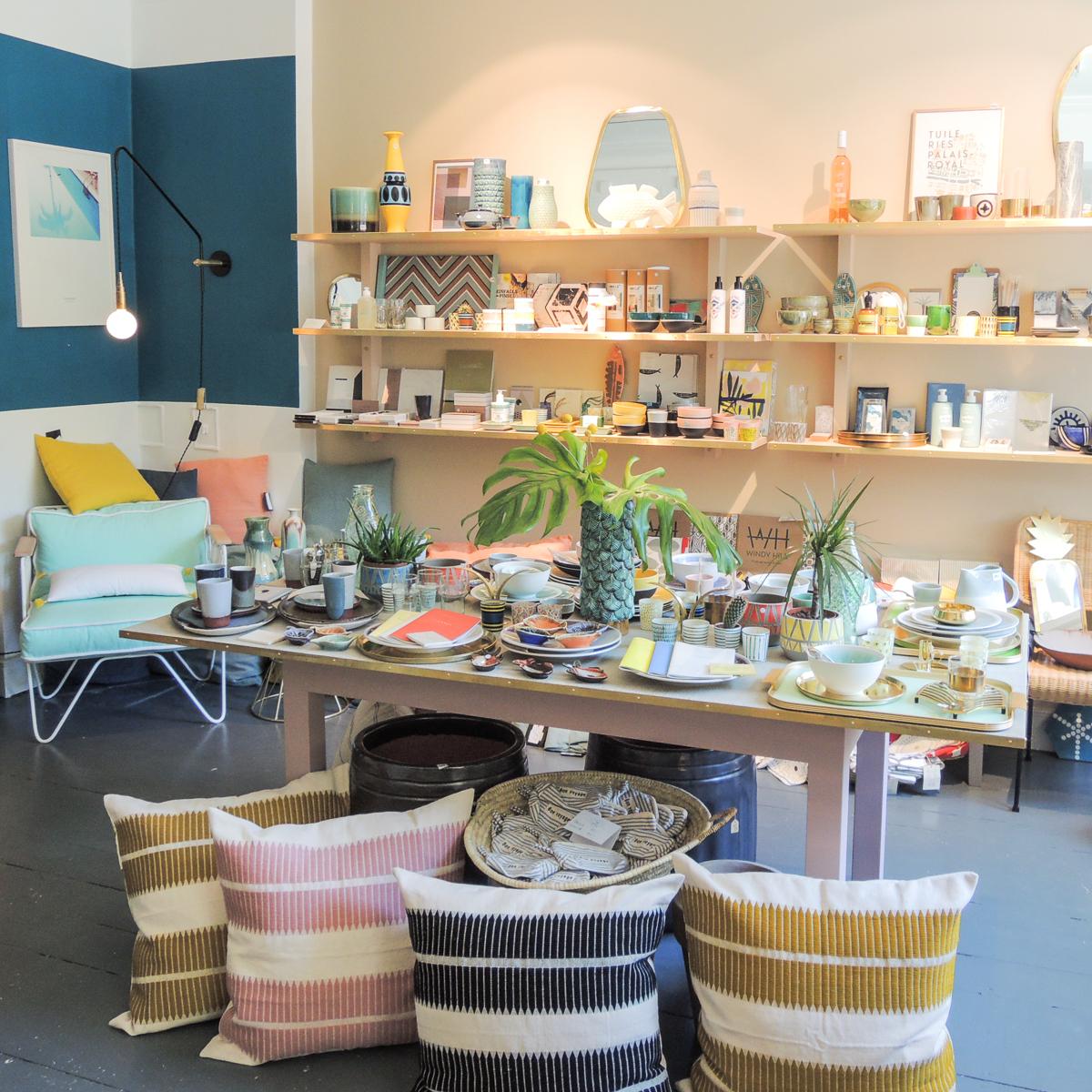 Bon Voyage Interior Concept Store Eppendorf