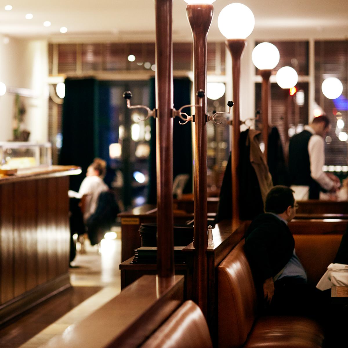 Café Einstein unter den Linden Berlin-3