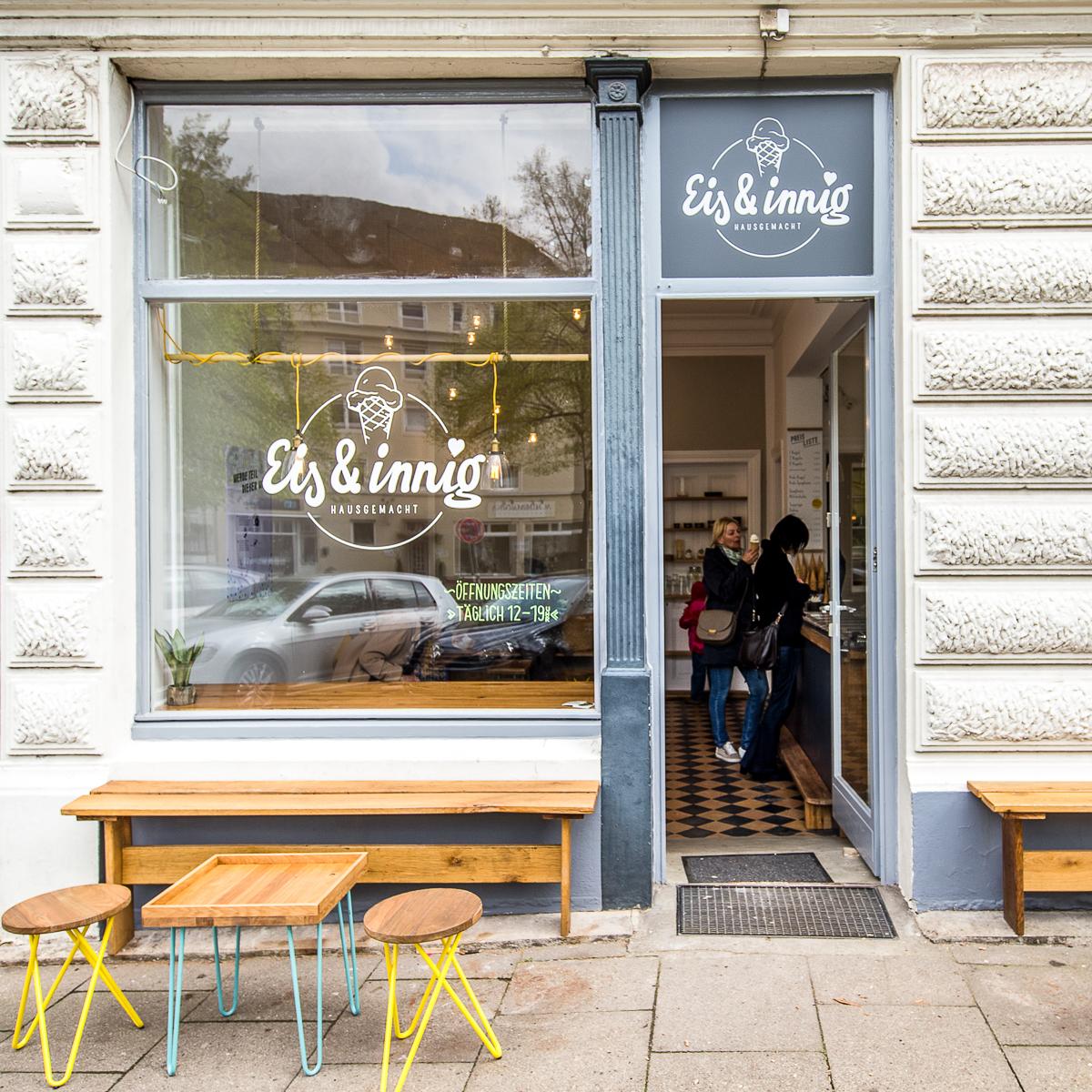 Eis & Innig Eisdiele Hamburg 15
