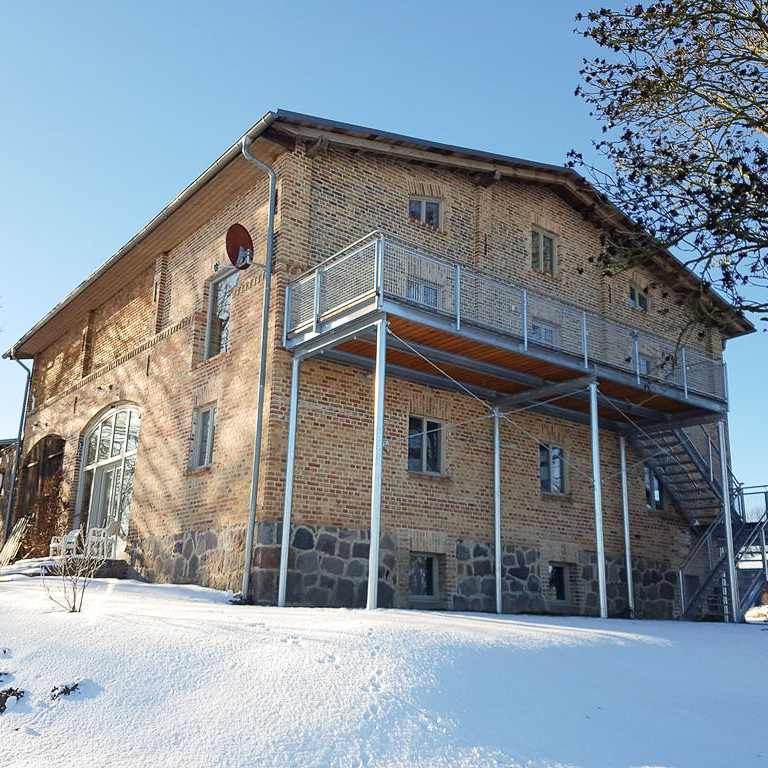 Ferienwohnung Landhaus Jakob Uckermark