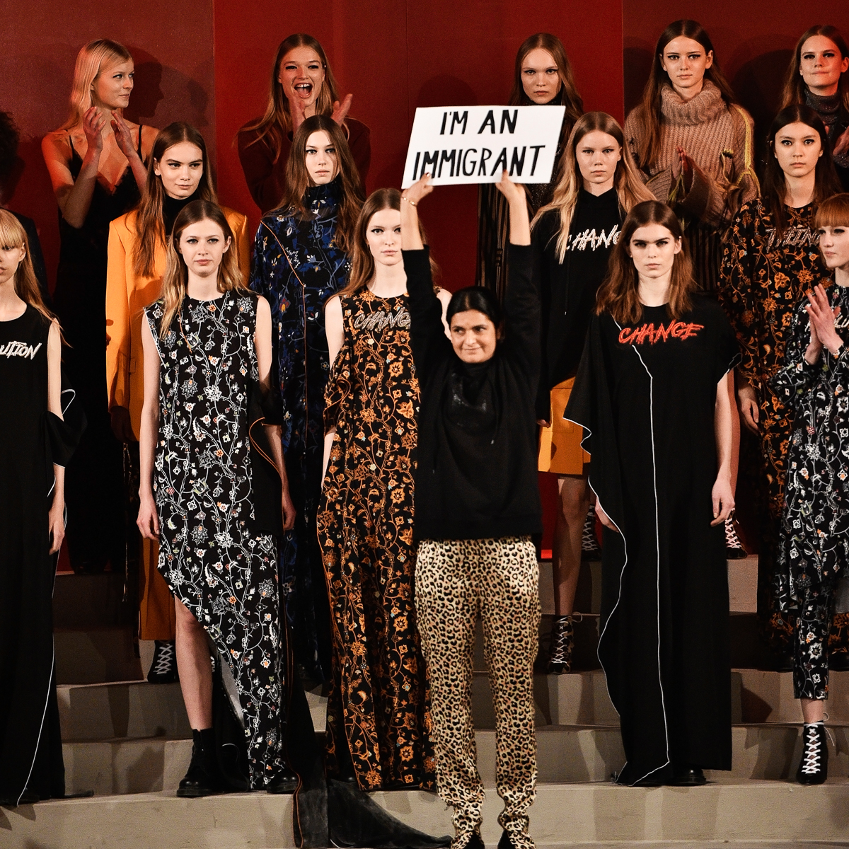 Lala Berlin Fashion Show HW 2017-2