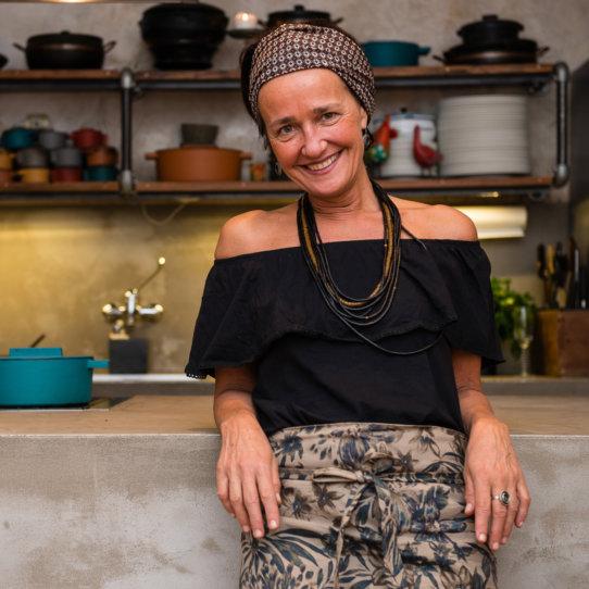 Lieblingsorte von Sabine Hueck vom Atelier Culinário_