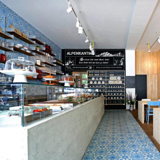 Restaurant Alpenkantine Hamburg
