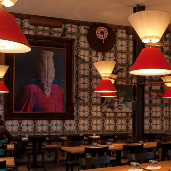 Restaurant Gorilla Grill Hamburg