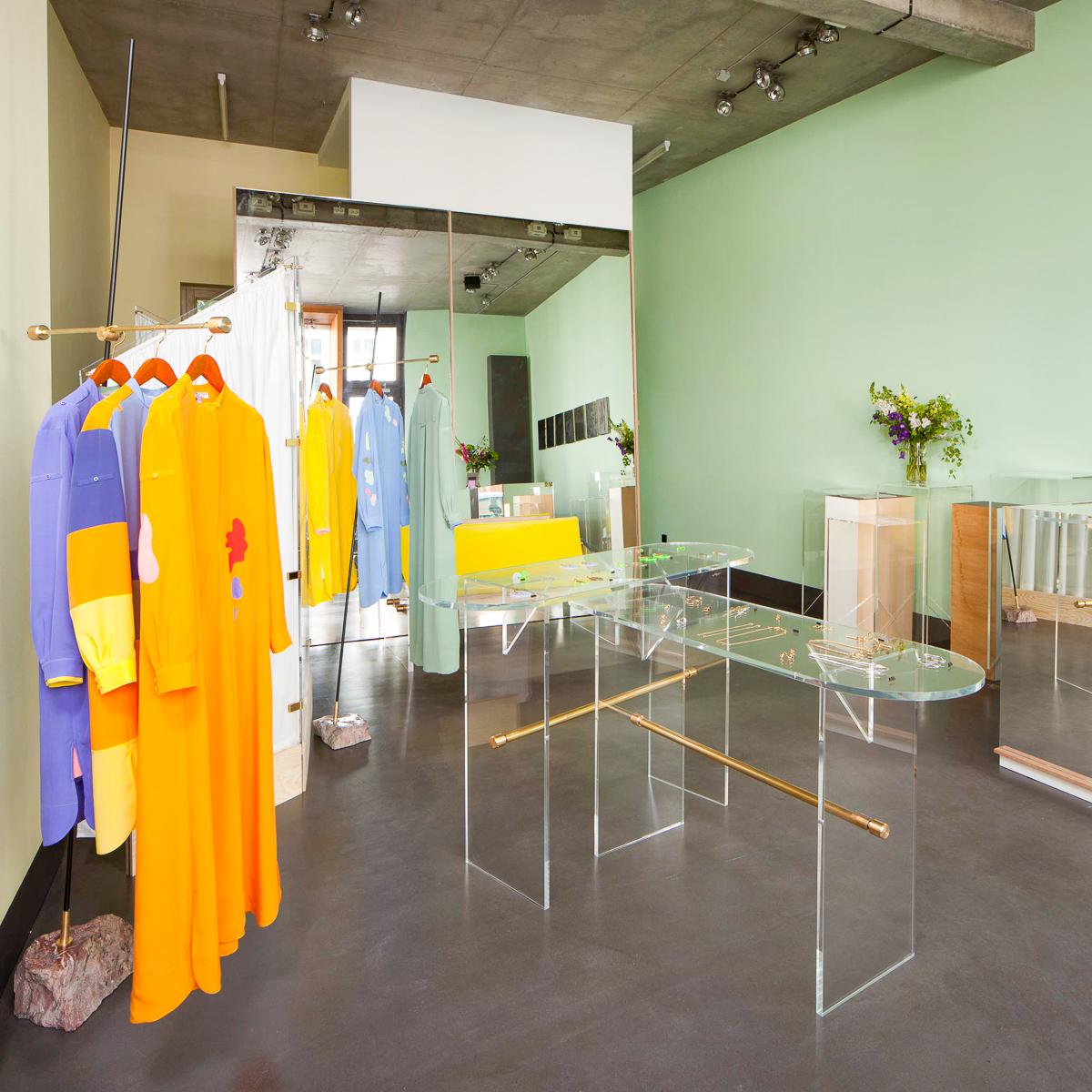 Sabrina Dehof Flagship Store Berlin-4