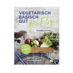 Vegetarisches Kochbuch von Natasha Corrett