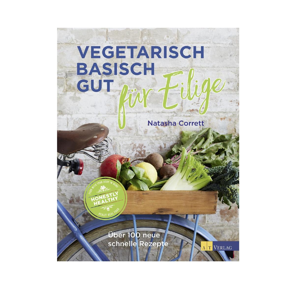 Vegetarisches kochbuch schnelle rezepte