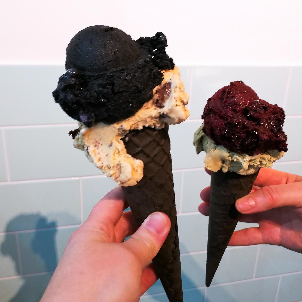 Black Poodle Ice Cream Club Kreuzberg