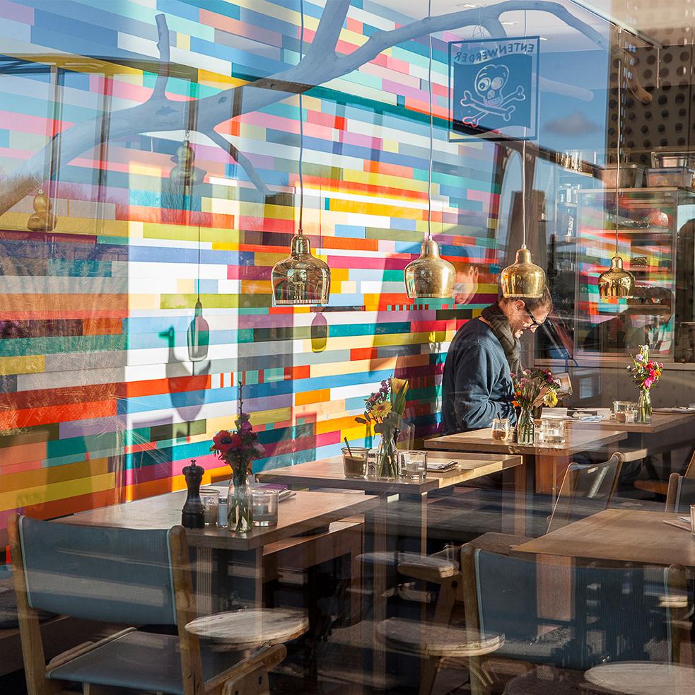 Café Entenwerder an der Elbe in Hamburg-3