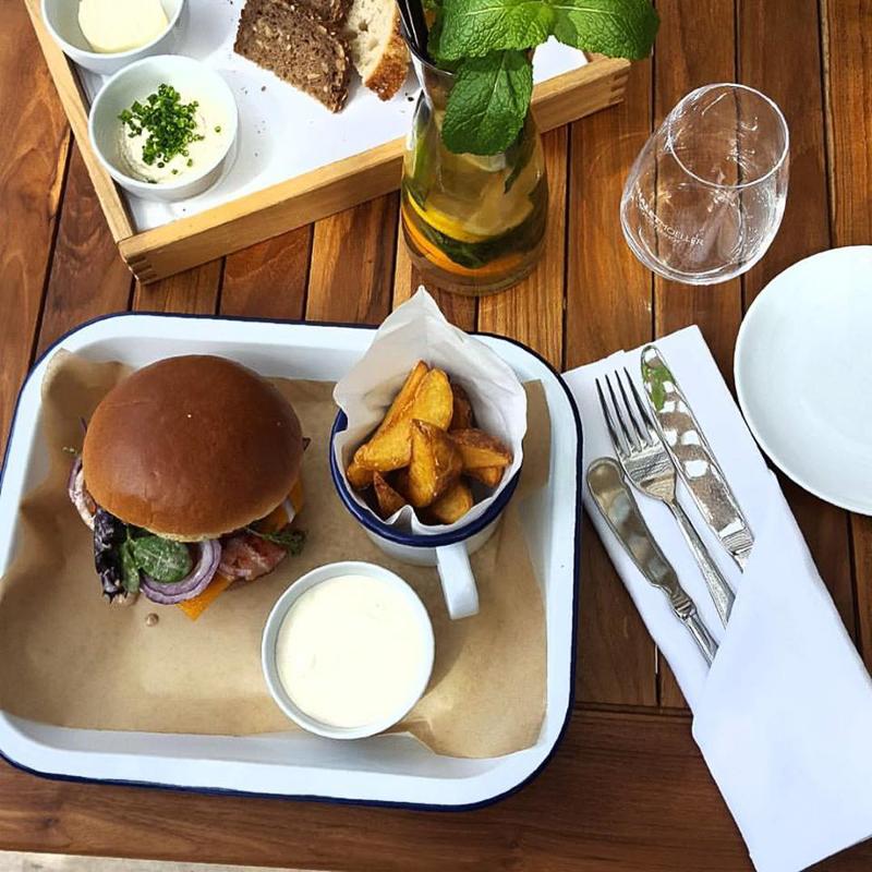 Chalet Moeller Schottenhof Restaurant Wien