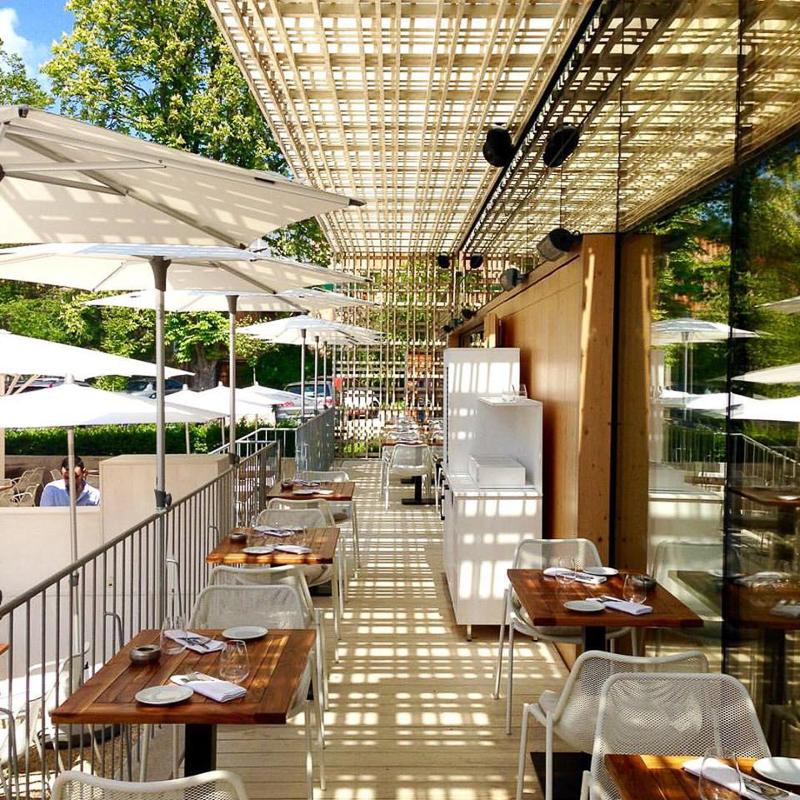 Restaurant Chalet Moeller Wiener Wald - Wien | CREME GUIDES