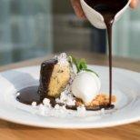 Chalet Moeller Schottenhof Wien Dessert