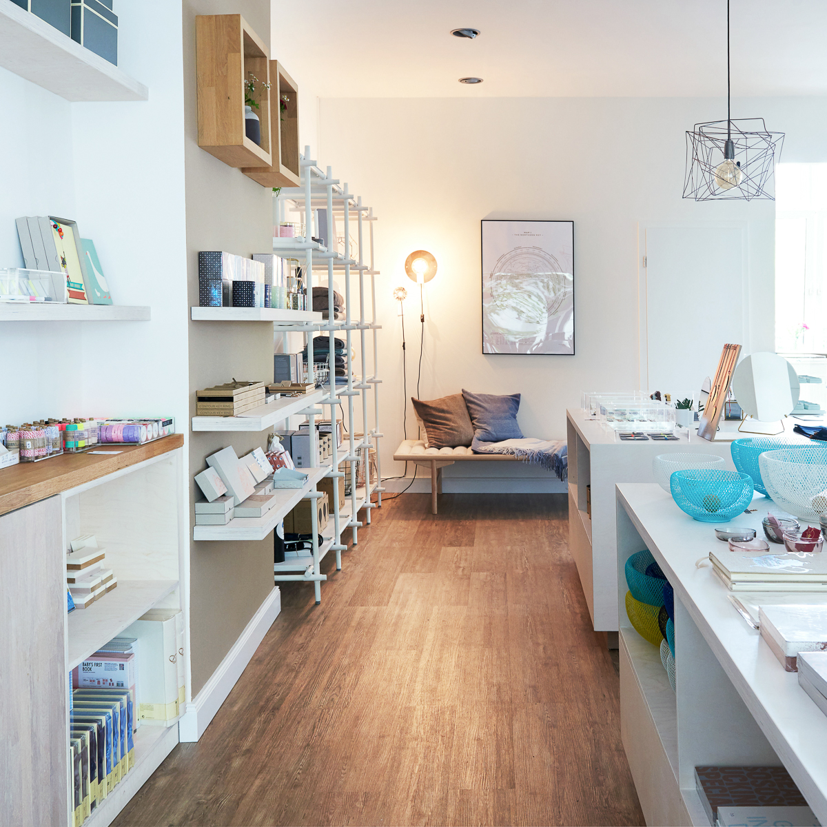 Concept Store Schön & Ehrlich in Hamburg Winterhude