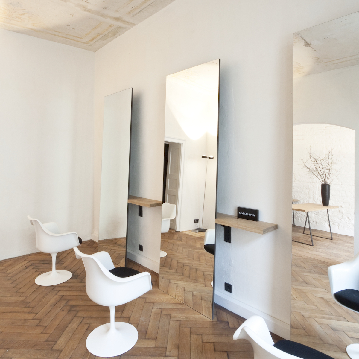 Dressler Friseur Salon Schwabing_Inside