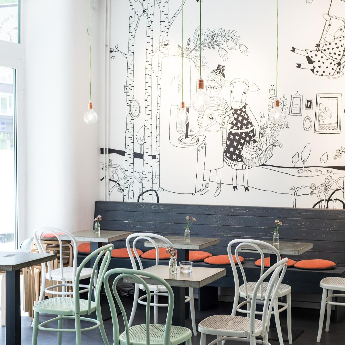 Eisdiele Café Luicella´s Hamburg St. Georg-2