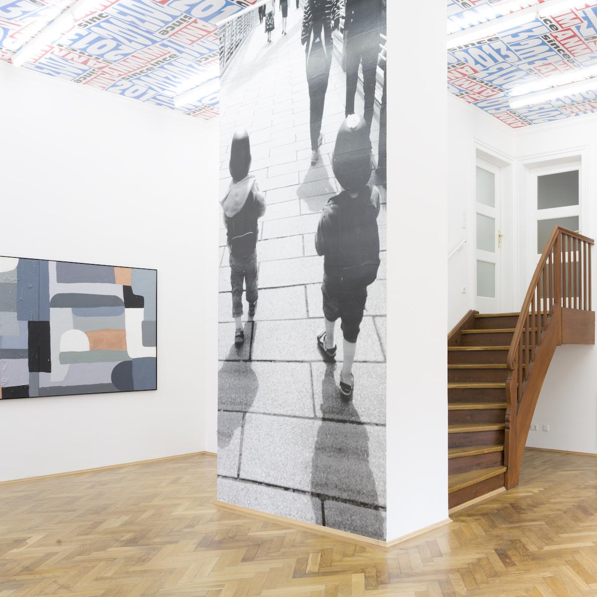 Galerie Sperling Regerplatz München_Ausstellungsraum