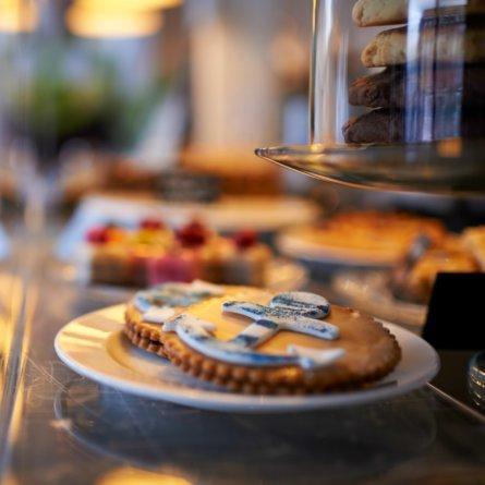 Hanseaten im Cafe Schmidtchen