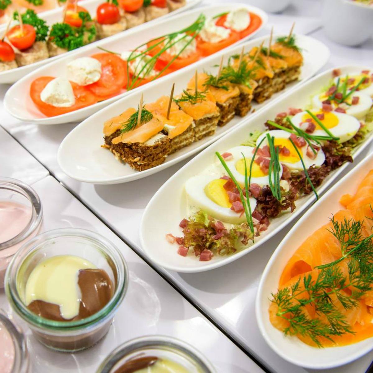 Hotel Einzigartig Lüneburg Frühstücksbuffet