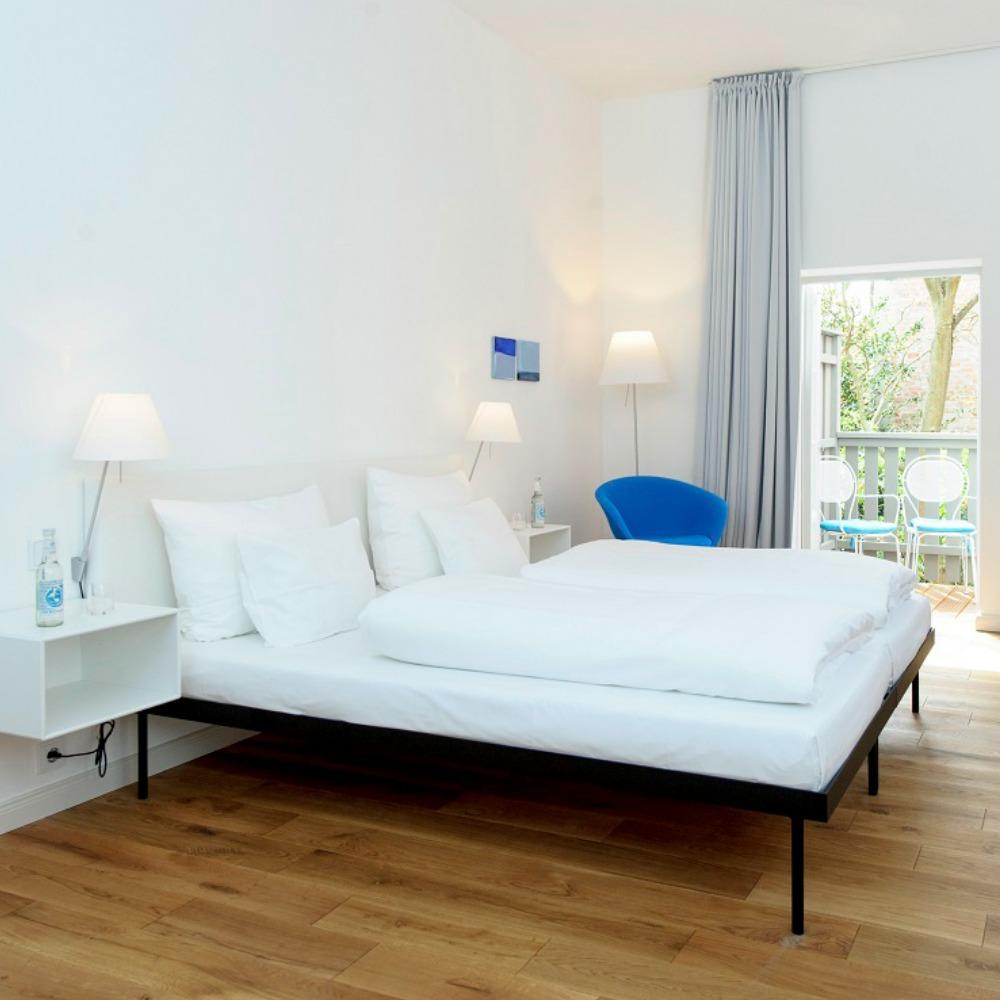 Hotel Einzigartig Zimmer