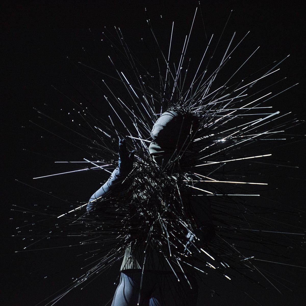 Kreatur Tanzsück von Sasha Waltz ©Sebastian Bolesch-3