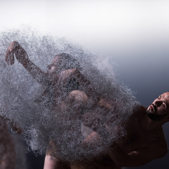 Kreatur Tanzsück von Sasha Waltz ©Sebastian Bolesch