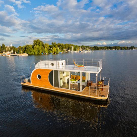 Nautilus Hausbootcharter Berlin
