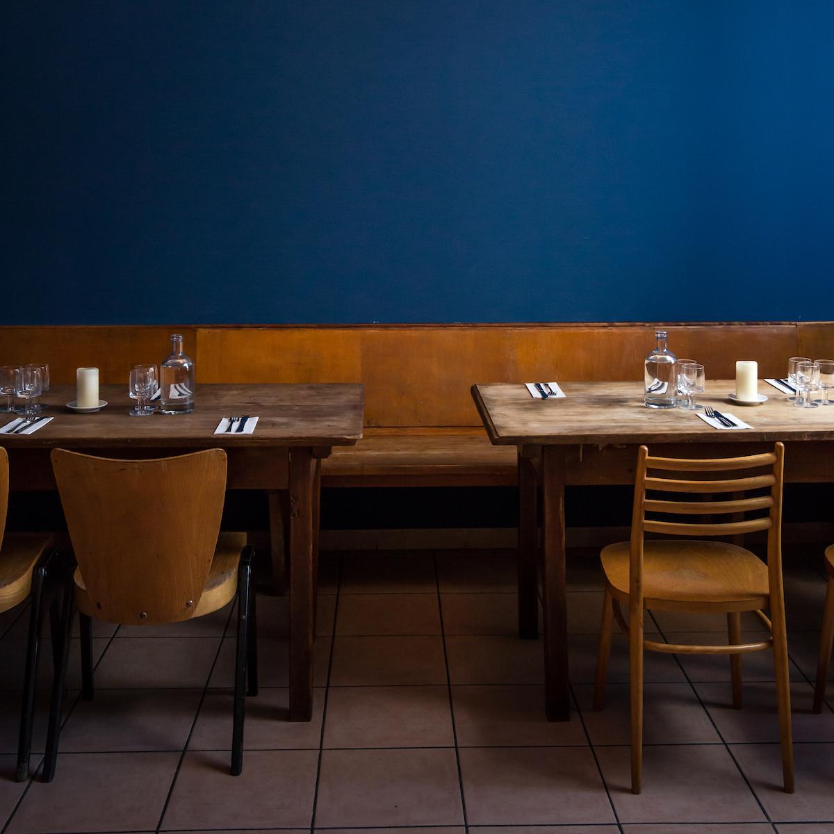 Polka Restaurant München Lunch
