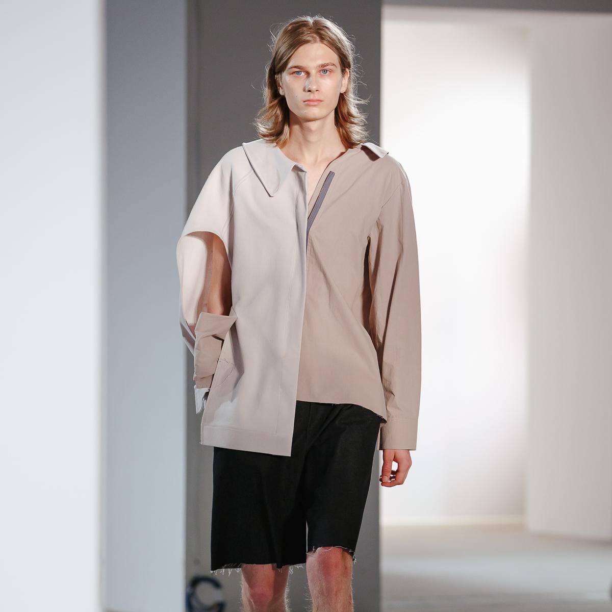 Vladimir Karaleev Show Fashion Week Berlin 2017-2