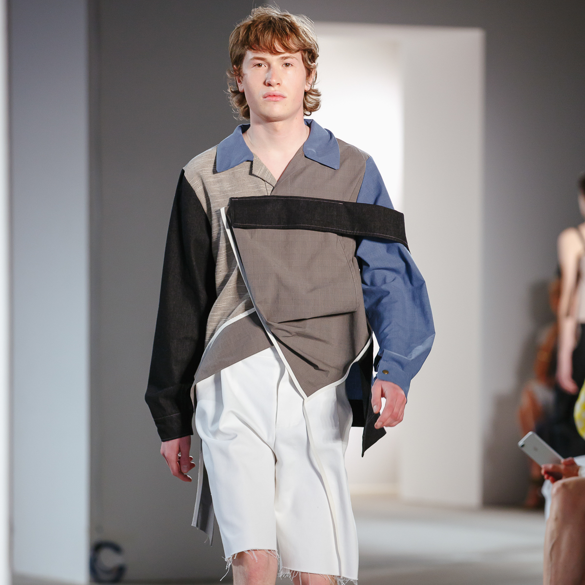 Vladimir Karaleev Show Fashion Week Berlin 2017-3