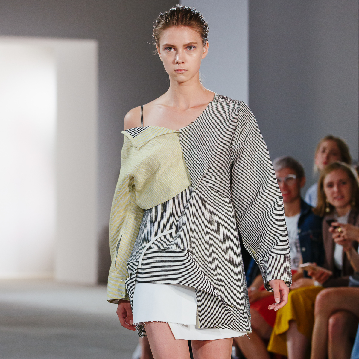 Vladimir Karaleev Show Fashion Week Berlin 2017
