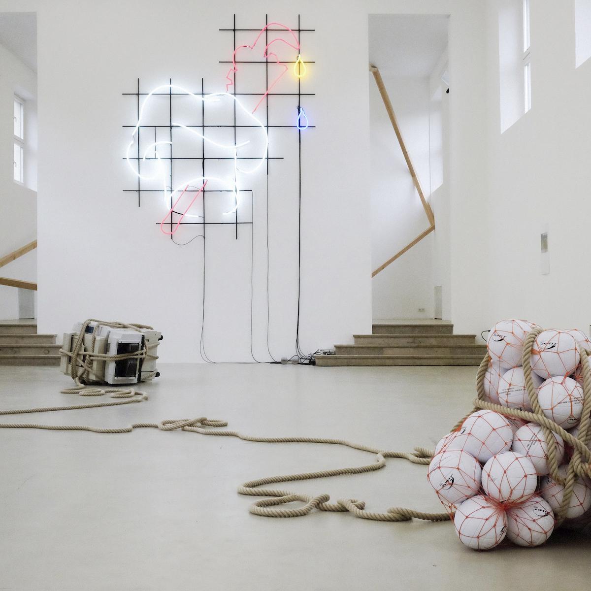 Kunst Galerie © The artists and Kunstverein München e.V.