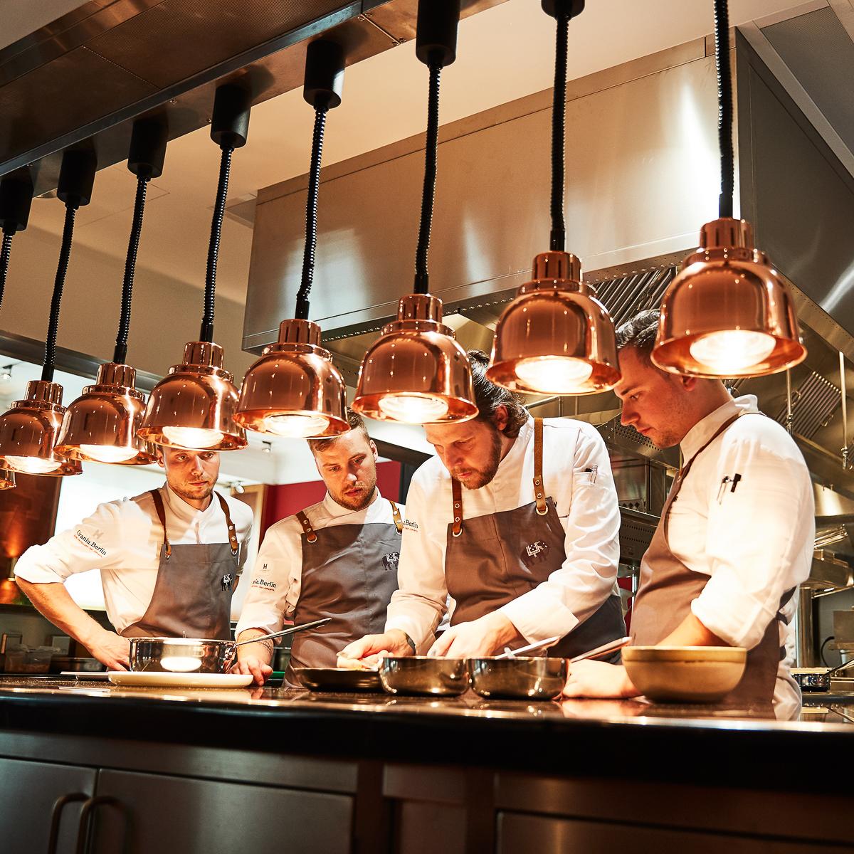 Hotel Restaurant Bar Orania Berlin Kreuzberg-3