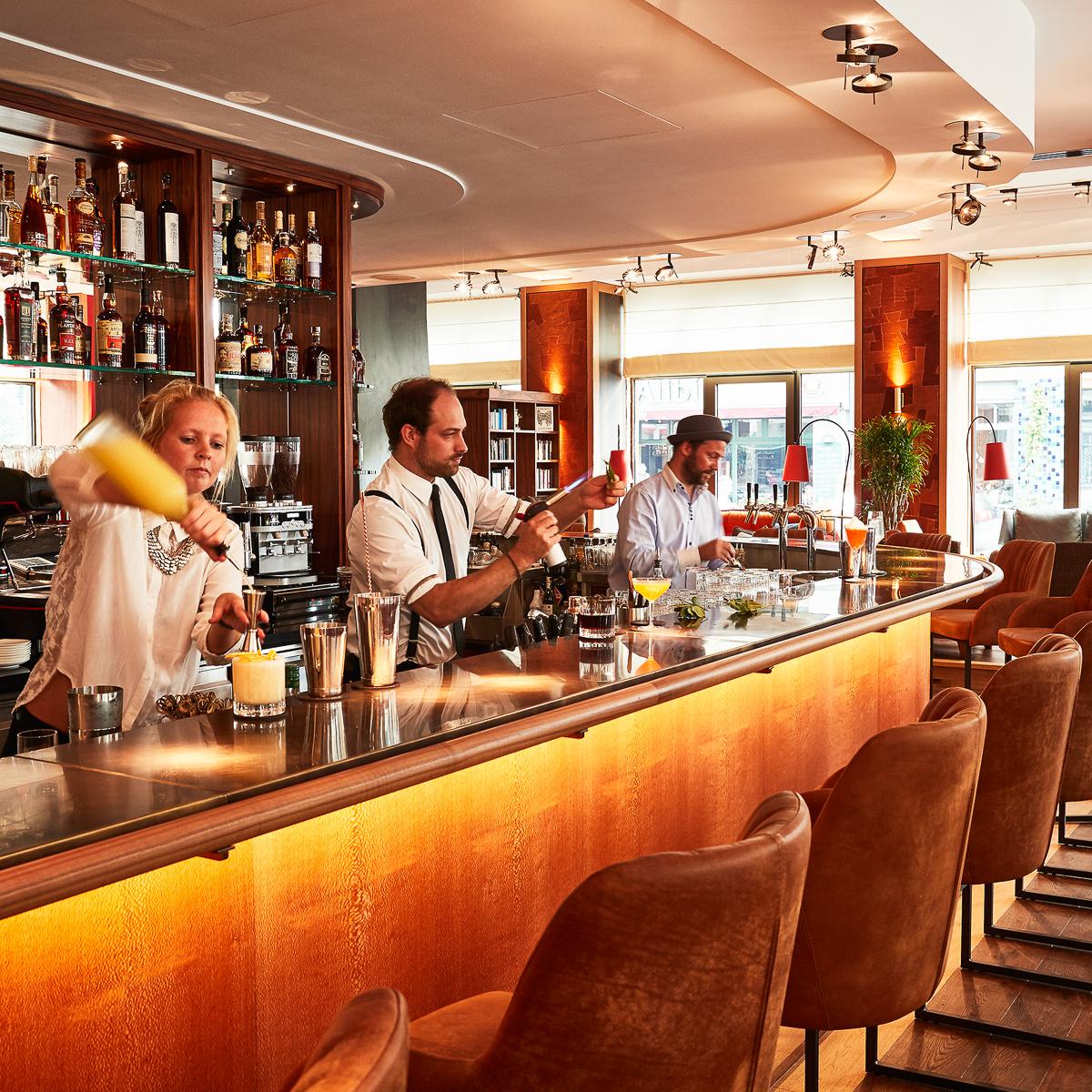 Hotel Restaurant Bar Orania Berlin Kreuzberg-4