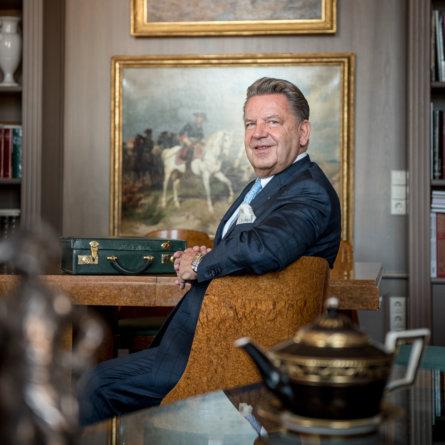 KPM Inhaber Jörg Woltmann