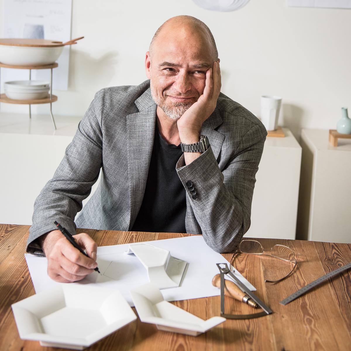 KPM Chef-Designer Thomas Wenzel