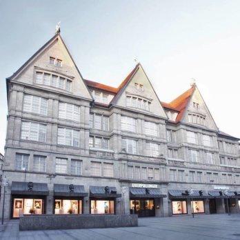 Oberpolinger München Lieblingsorte