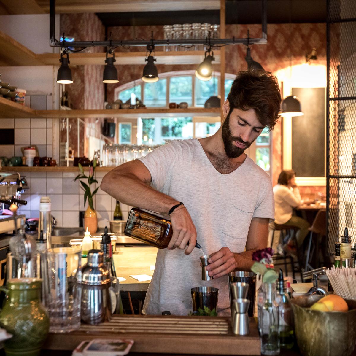 Restaurant + Bar Night Kitchen Berlin Mitte