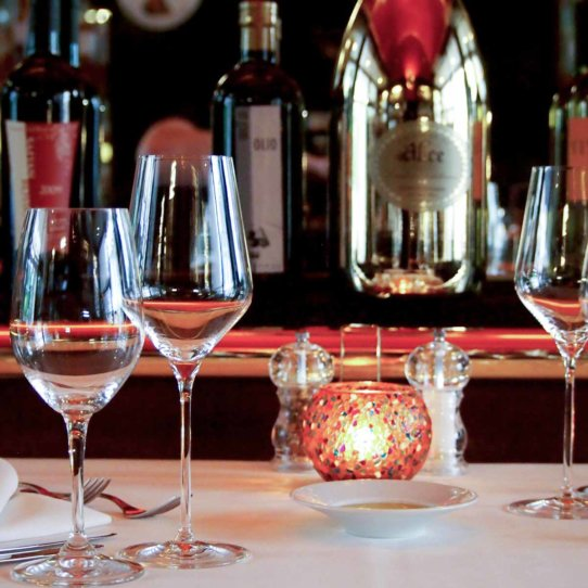Restaurant und Weinbar Bü's Zürich