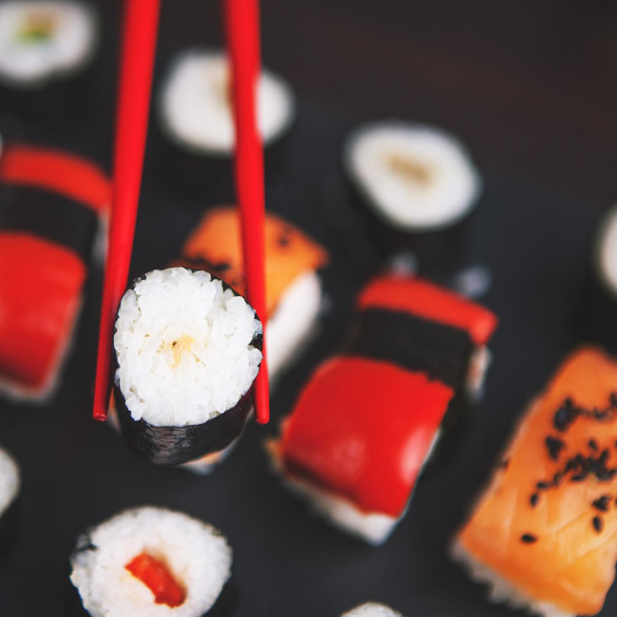 Kushi Tei of Tokyo Sushi Lunch Top 10 Sushi Restaurants in München