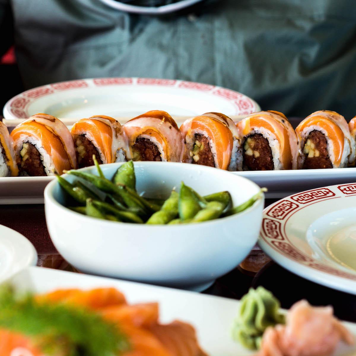 Sushi Lunch Top 10 Sushi Restaurants in München Liste