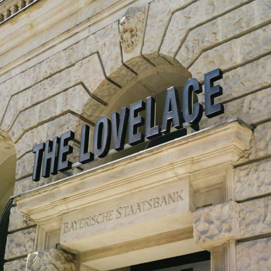 TheLoveLace München Popup Hotel