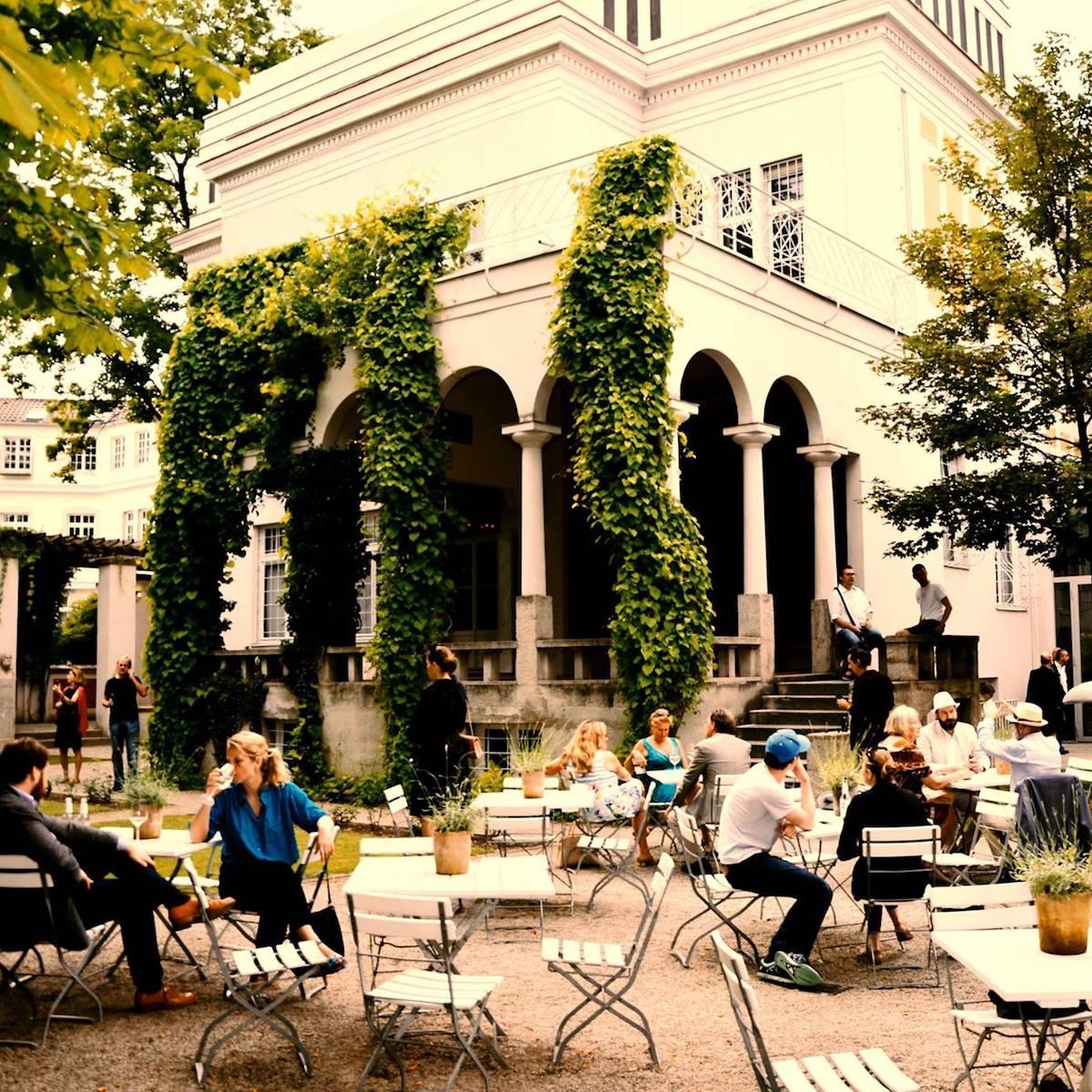 Villa Stuck München_Garten