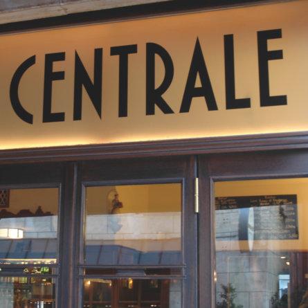 Bar Centrale Café in München Centrale