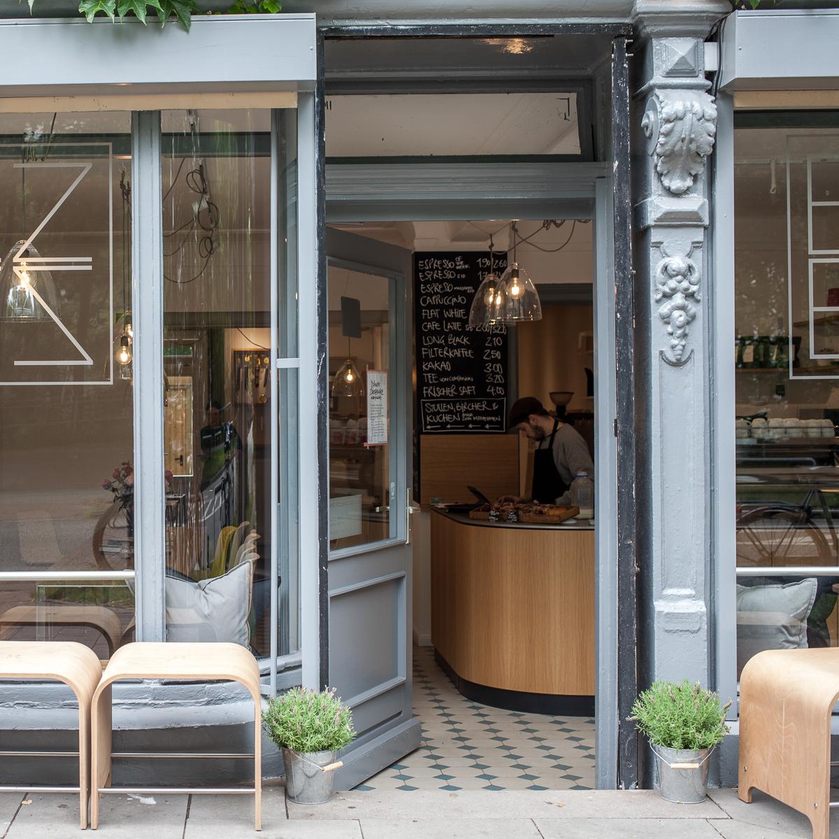 Café Balz und Balz Hamburg-Hoheluft