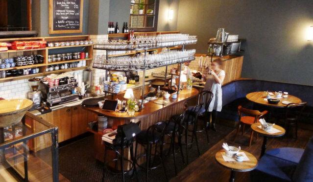 Café Betty´n Caty in Berlin Prenzlauer Berg