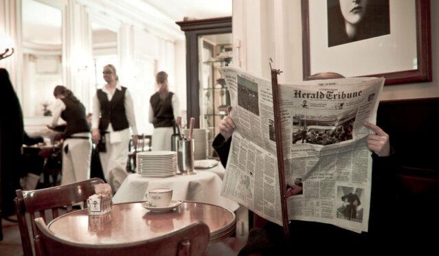Café Einstein Stammhaus Kurfürstenstraße