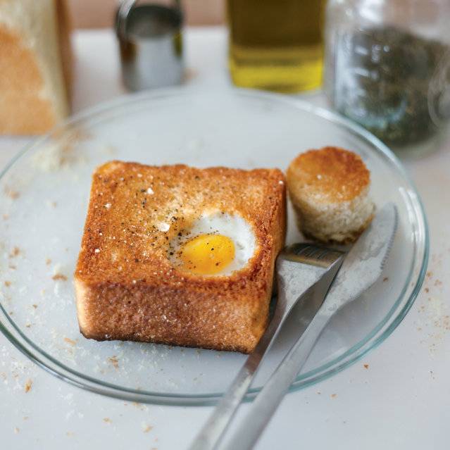 Das perfekte Ei mit Toast - Rezept aus Molly' Kitchen