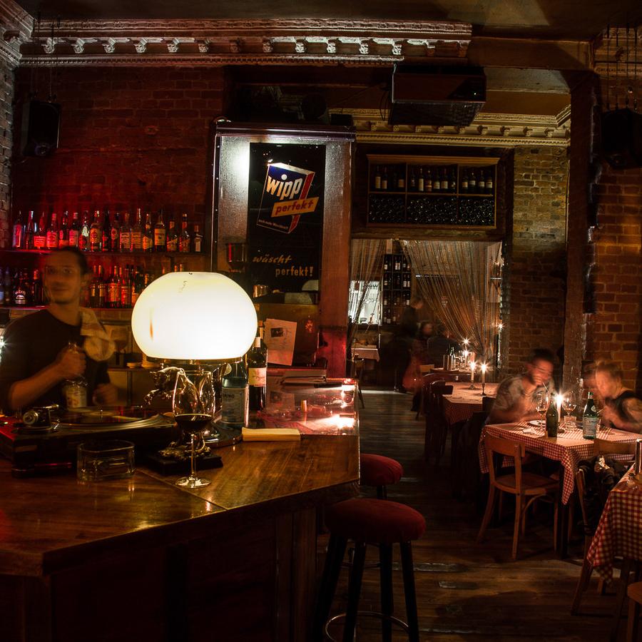 Italienisches Restaurant Der Goldene Hahn Kreuzberg-4