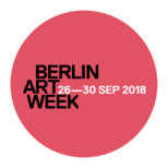 Logo Art Week Berlin